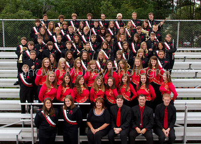 Marching Owls 2010-2011