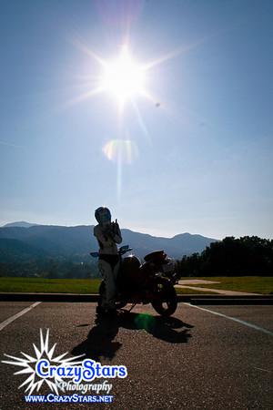 Tiffani's Motorcycle