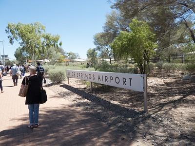 April 1 - Alice Springs