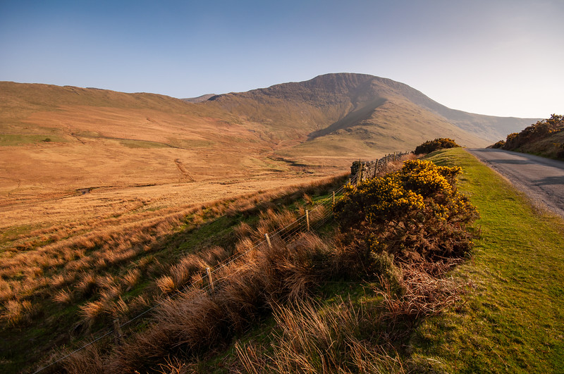 Robinson mountain in the Lake District