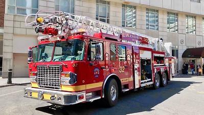 White Plains, Structure Fire, 10 City Place, 3/23/19