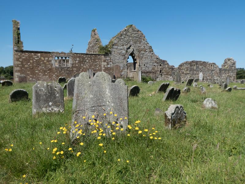 Bonamargy Frairy, near Ballycastle, County Antrim