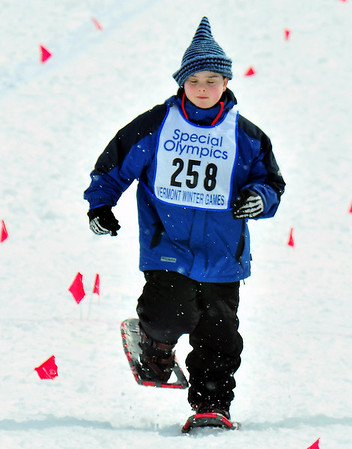 Vermont Special Olympics-2011 Winter Games