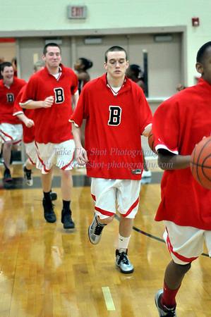 2011-01-21 BHS Men's JV Basketball VS Myers Park