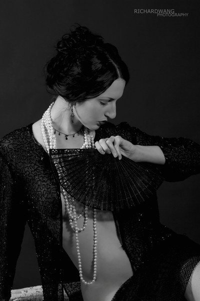 Alfred Cheney Johnston Tribute With Lisa Standing.