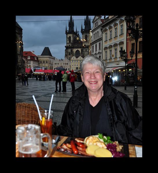 Meal on Plaza - Czech Republic - 2012.JPG