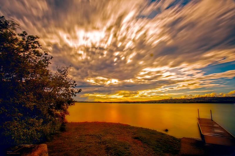 """Shagawa Sunset"""