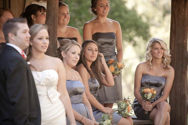 the Wedding Parties