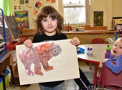 Some Pre-K Brown Bear photos by Gary Baker