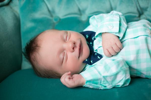 Connor's newborn edits