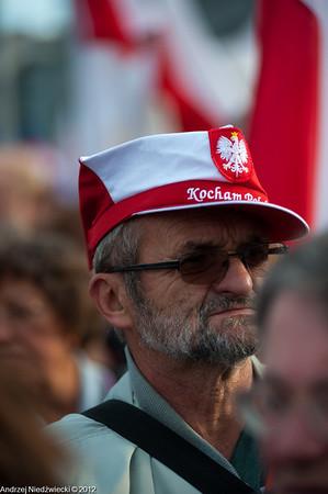 Marsz - Obudź się Polsko