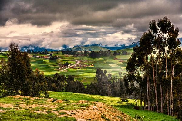 Ollantaytambo Village & Landscapes