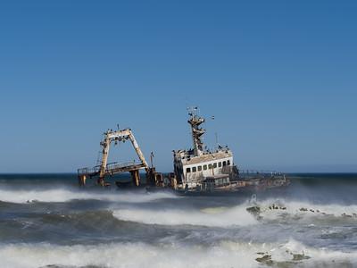 Scenes of Namibia
