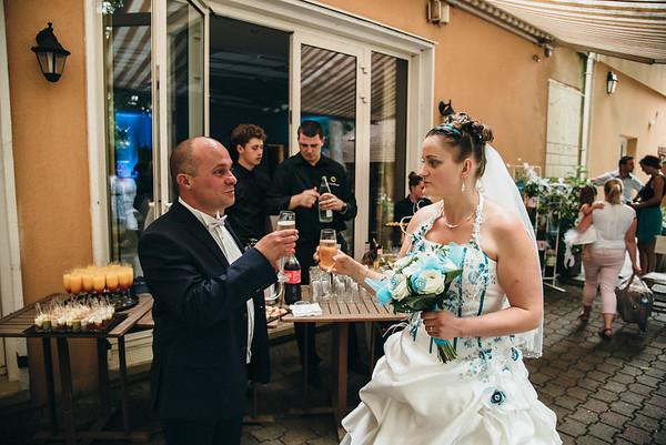 Anaïs&Loïc Réception