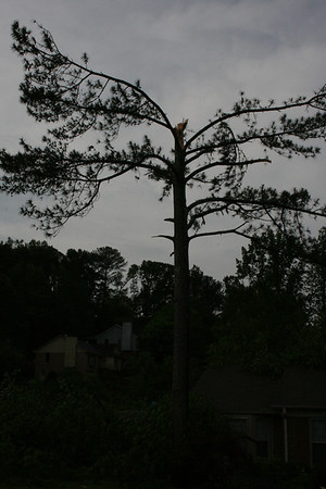 Tornado Damage 2011
