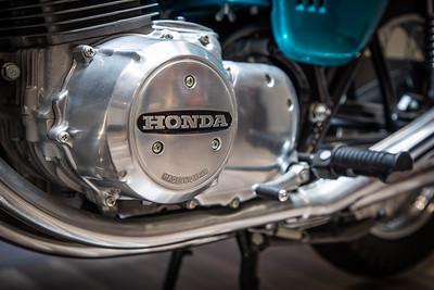 Honda CB750 Vic World on IMA