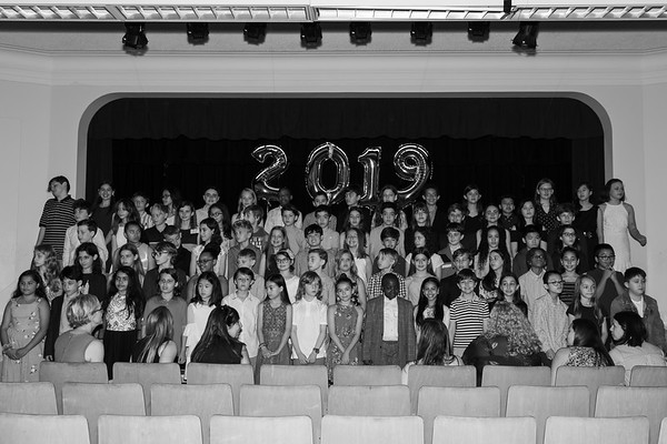 2019 5th Grade Graduation Ceremony 21Jun2019