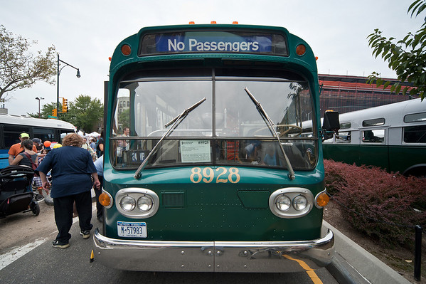 MTA Museum Bus Festival