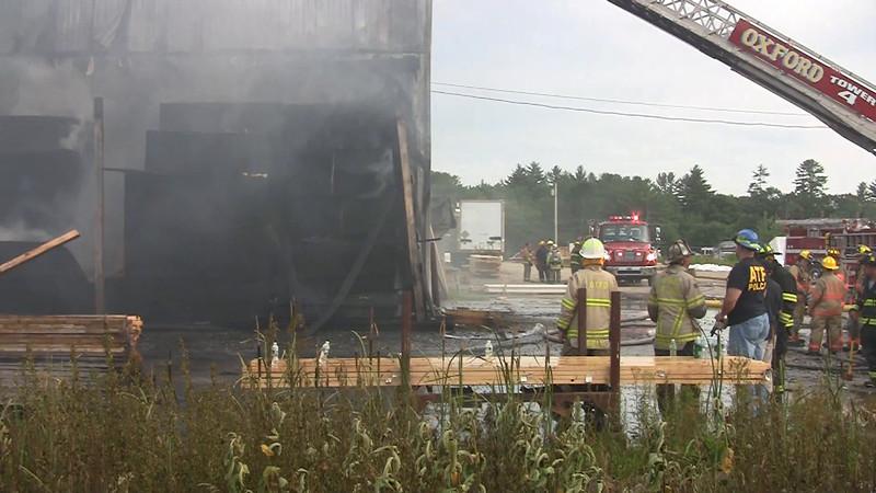 Keiser Industries fire.mov