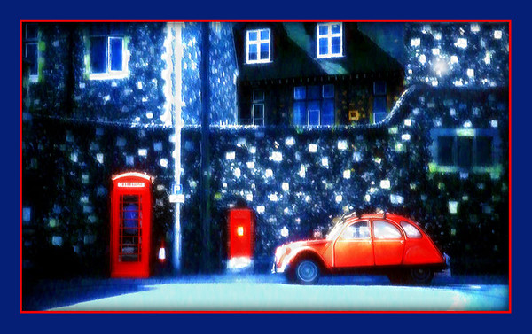 U.K.Old Memory: Canterbury, Cambridge & other