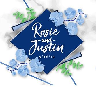 Rosie & Justin's Wedding!