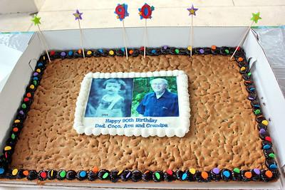Apu's 90th Birthday