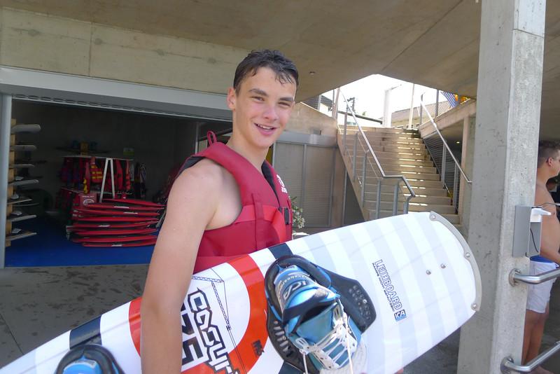 2014-7 Ausee Wakeboard