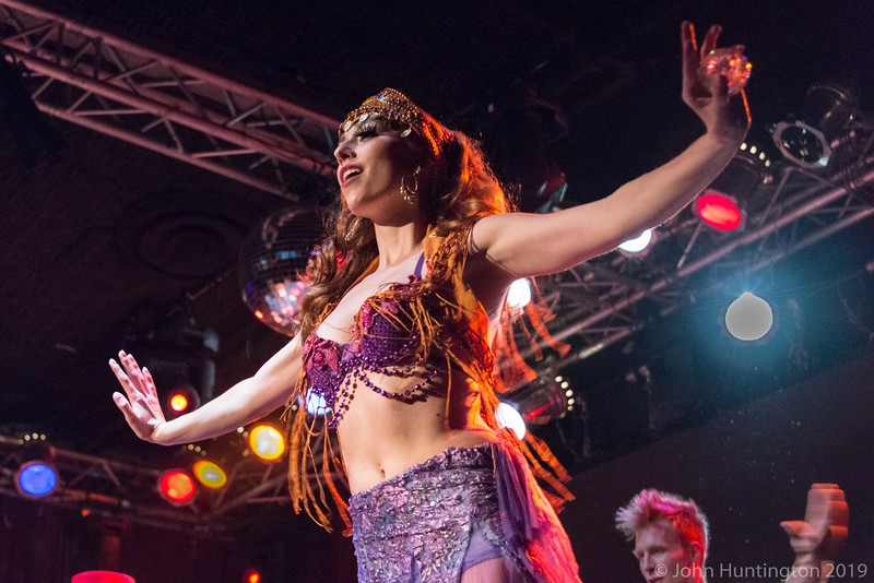 Severed: The Tragic Loves of Frankenstein's Monster at the Highline Ballroom