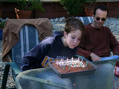 2005 Hannah's Birthday Picnic