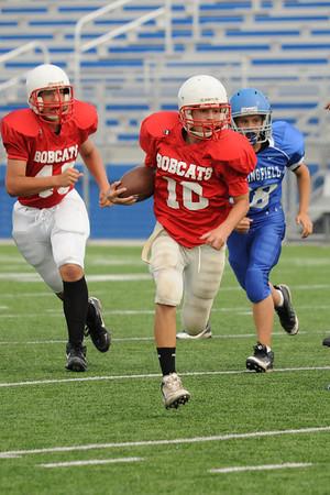 BG 7th Grade Football 2010
