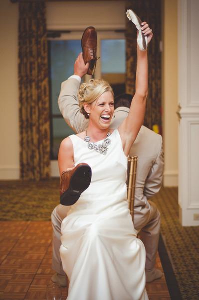 Reception / Courtney & Dustin's Wedding