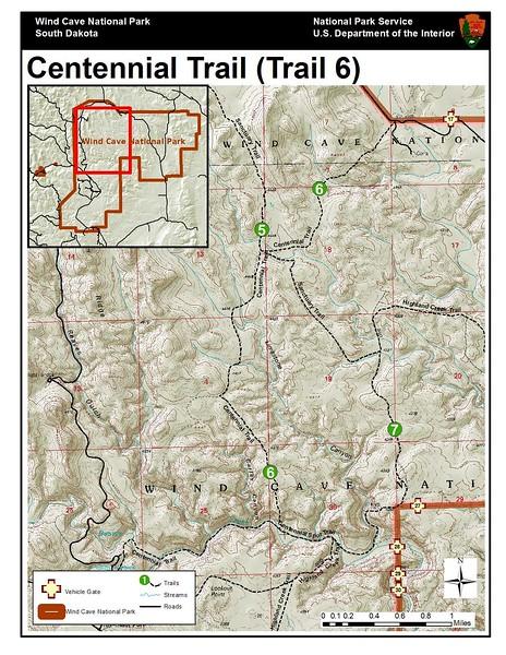 Wind Cave National Park (Centennial Trail)