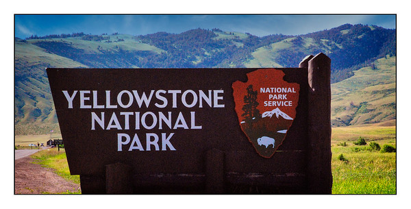 Yellowstone National Park - USA - Over The Years - (A).
