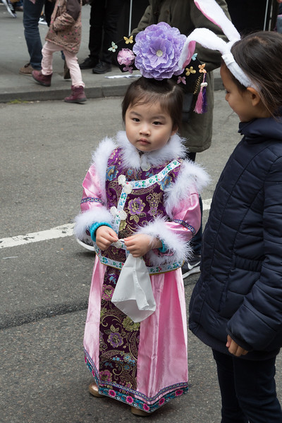 Easter Parade in New York April 1, 2018