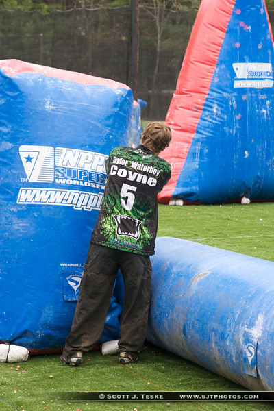 New England Paintball League (NEPL - Event 1, April 27th)
