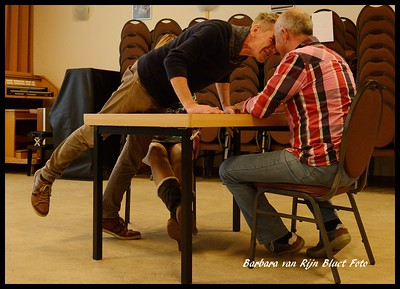 Audities ochtend 07-11-2015