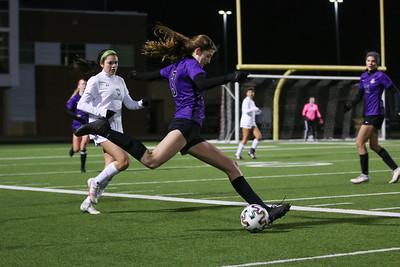 February 9, 2021 Varsity Girls Soccer vs. Eaton