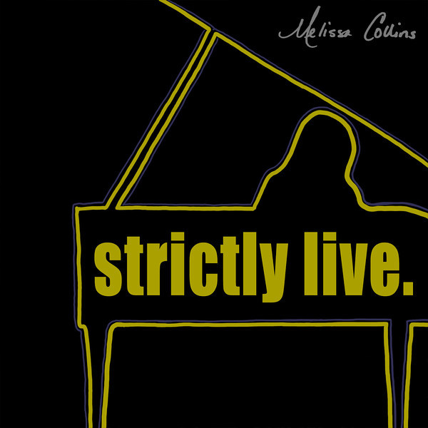 DON'T GIVE UP (Strictly Live) by Melissa Collins