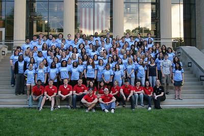 2008 OUAB Group Photos