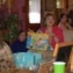 2006 03-26 MARLAINA'S AUNT CHRISTI'S BABY SHOWER