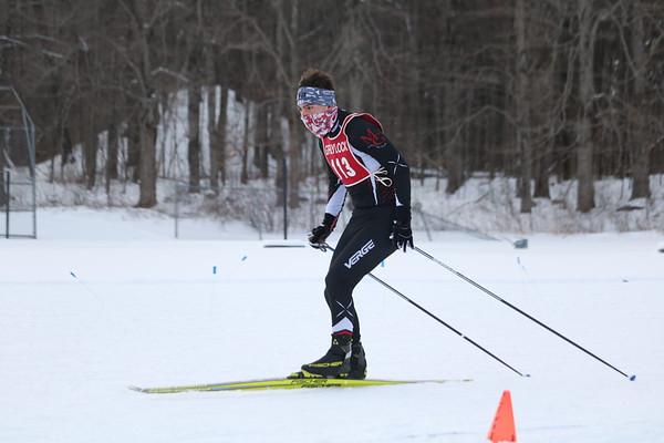 Nordic Ski Meet: Mount Greylock at Wahconah - 012321