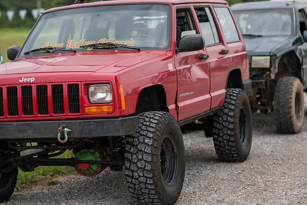 DTOR Jeeps vs Yotas 2013