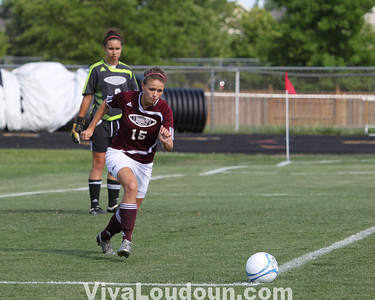 Girls Soccer: AA State Quarterfinal - Chancellor vs. Broad Run (by Dan Sousa)
