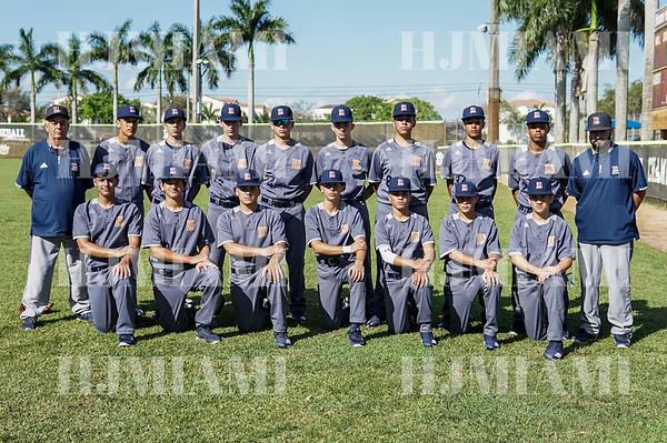 Baseball JV 03/02/2019