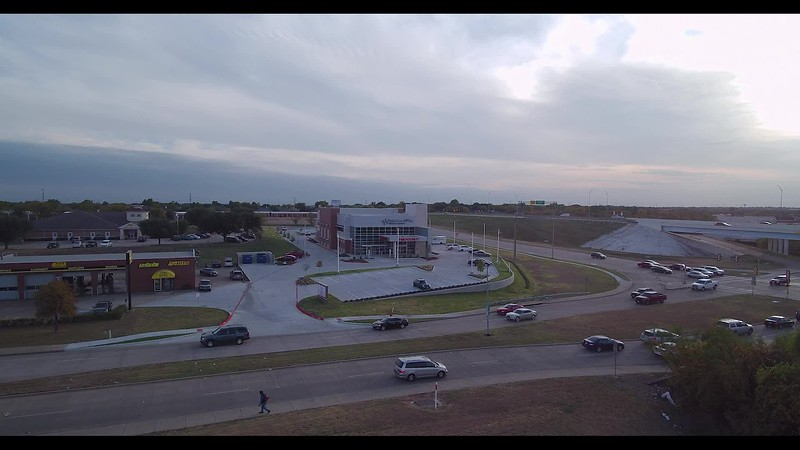 Drone Raw Clips