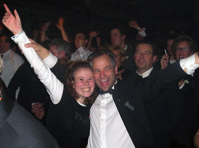 The Anniversary Party van de St. Stevenskrupers