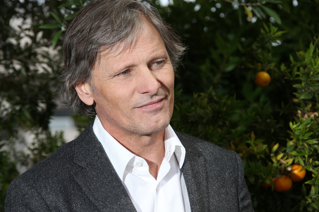 . Actor Viggo Mortensen poses during portraits for the film Captain Fantastic at the 69th international film festival, Cannes, southern France, Wednesday, May 18, 2016. (AP Photo/Joel Ryan)