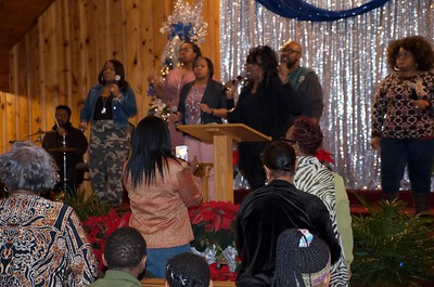 Christmas Day Service 2018
