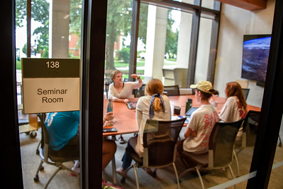 Library New Seminar Room