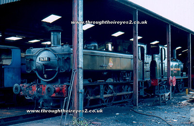 Hawksworth '1600' class BR & Preservation
